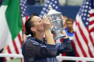 Pennetta premiata agli US Open
