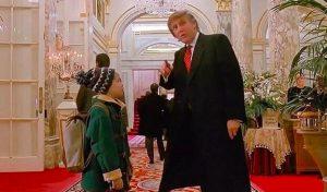 """Un'apparizione di Trump in """"Mamma ho perso l'aereo: mi sono smarrrito a New York"""""""