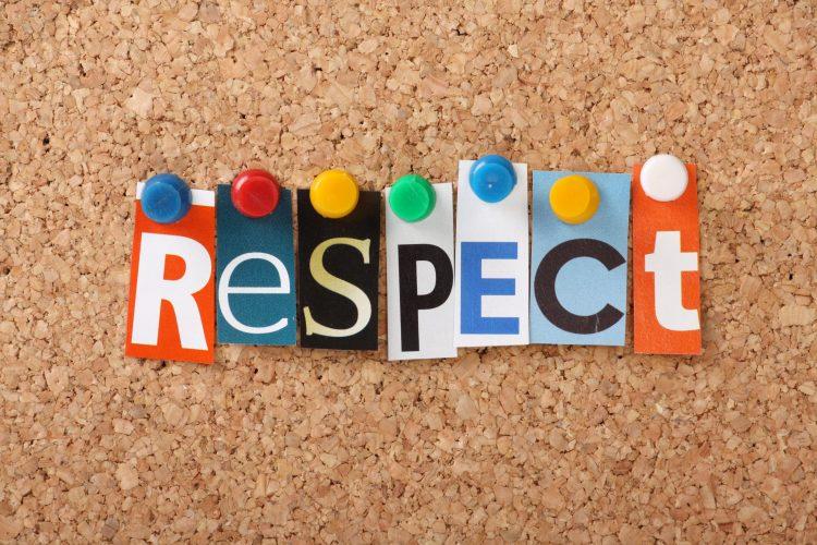 Educazione e rispetto