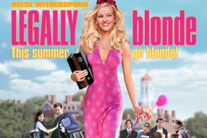 """Legally Blonde"" movie poster"
