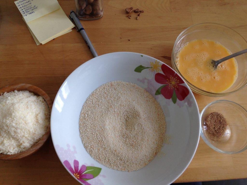 Ingredienti passatelli